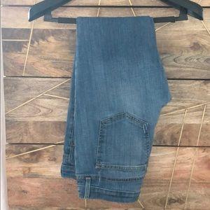 AG crop jean
